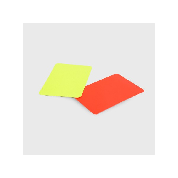 Vue 1 - Cartons d'arbitrage