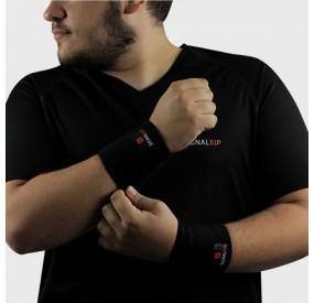 Bracelets éponge portés